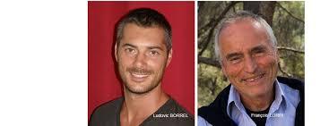 Ludovic Borel et François Lorin